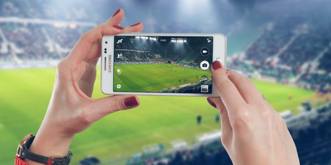 book-de-fotos-partida-de-futebol-celular