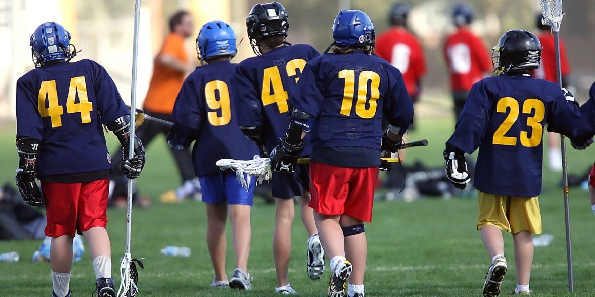 meninos futebol americano camisas números