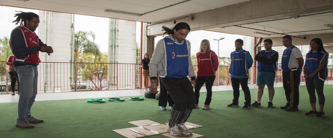 Impulsiona oferece curso gratuito de miniatletismo certificado pela Confederação Brasileira