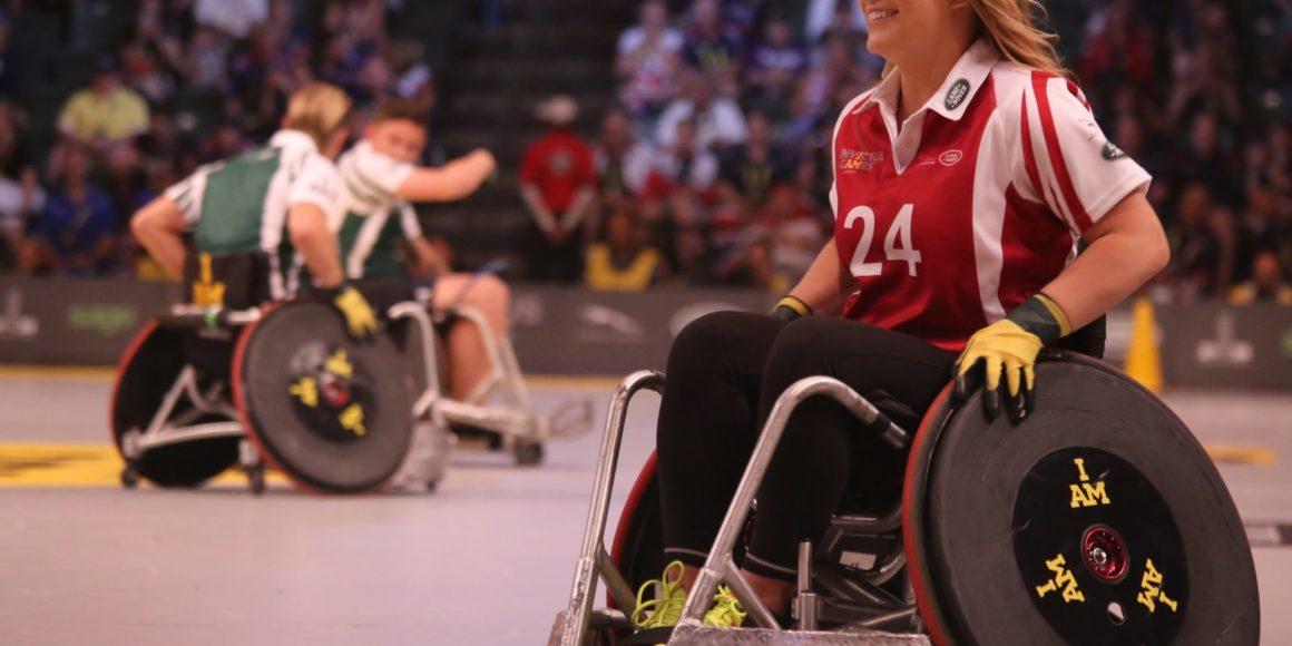 O Impulsiona colabora para a inclusão de pessoas com deficiência por meio do esporte