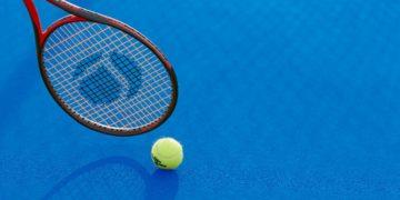 tenis educação física