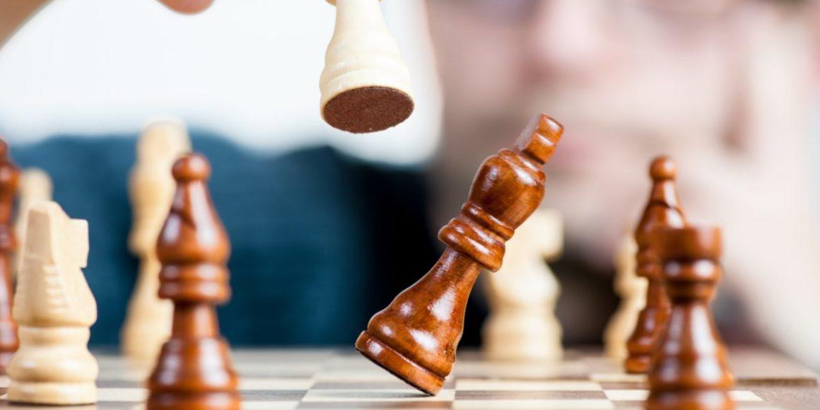 xadrez xeque mate estrategia