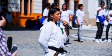 Sarah Menezes participa do Diálogos Impulsiona no dia 09 de novembro, no hotel Windsor Barra (Rio de Janeiro)