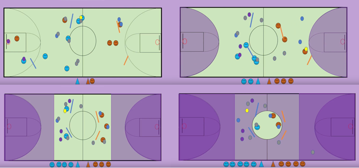 Brincadeira imita Fortnite na aula de Educação Física