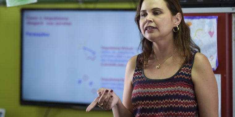 Verônica Fonseca fala sobre competências socioemocionais no esporte