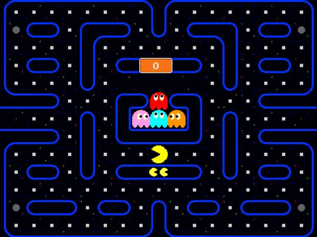 Pac-Man pode ser adaptado para a aula de Educação Física
