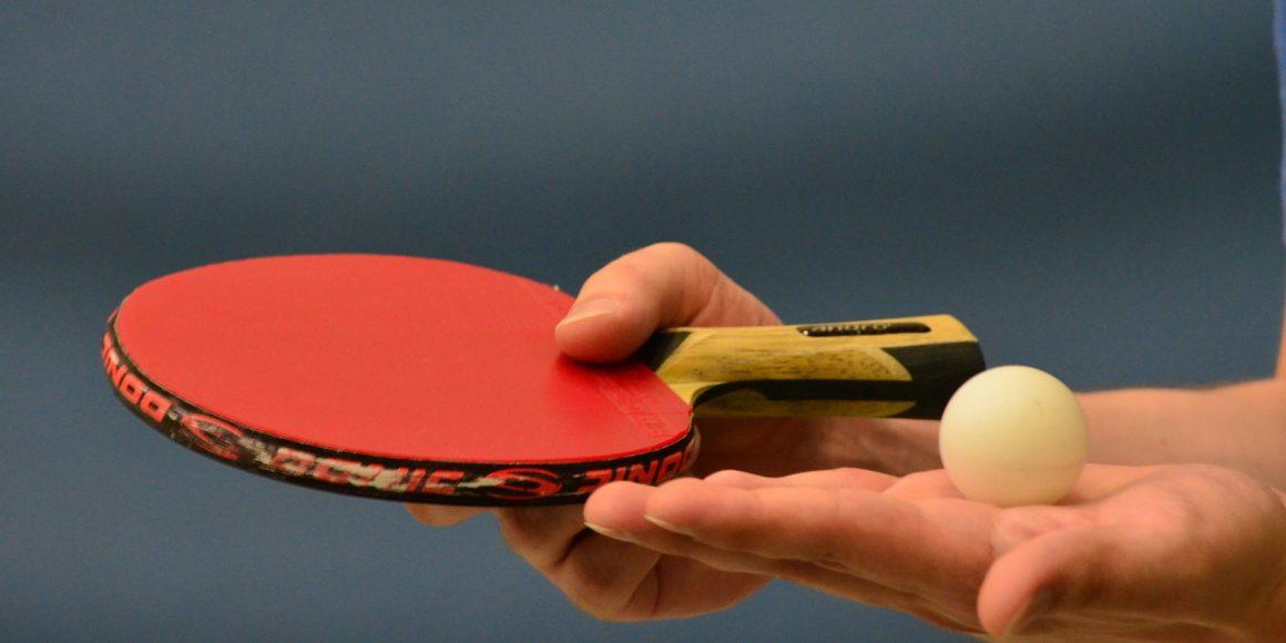 tênis de mesa alternativo com a aula do Impulsiona