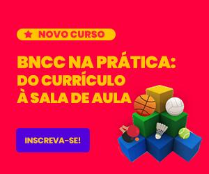 Banner do Curso BNCC na prática: do currículo à sala de aula