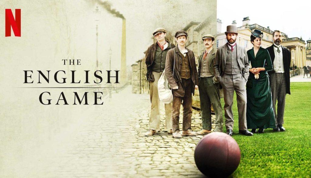 série sobre esporte the english game